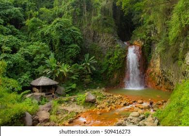 Philipines Negros Island - Pulangbato Falls
