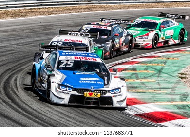 Philipp Eng (BMW M4 DTM) during the DTM Zandvoort 2018 at Circuit Zandvoort (The Netherlands)