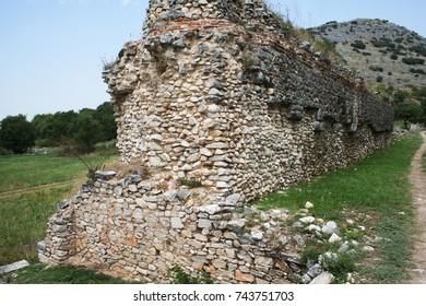 Philippi City Walls.