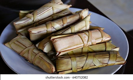 Philippine delicacy- suman sa ibos Suman sa ibos is a Filipino traditional delicacy made of glutinous rice and coconut milk wrapped in a container of artfully made coconut or palm leaves.