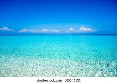 Philippines Boracay sea