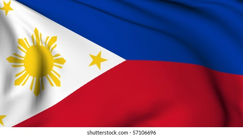 Philippines Flag World flags Collection
