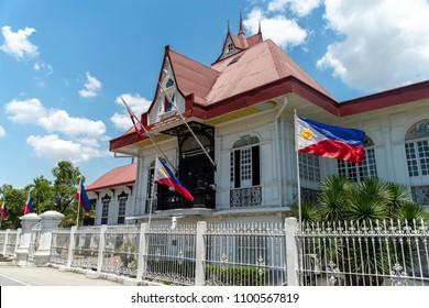 Philippines Hero Emilio Aguinaldo Shrine in Kawit, Cavite, Philippines