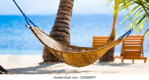 Philippines palawan  beautiful blue sun sea tropical nature background holiday luxury  resort island atoll about coral reef hammock sunbed braided amazing  fresh  fantastic freedom snorkel adventure