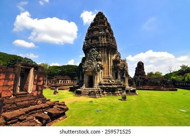 Phimai Historic Park, Nakhon Ratchasima, THAILAND