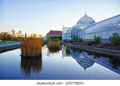 Phipps Conservatory in Pittsburgh, PA on March 23 2018