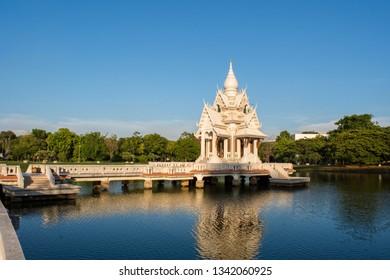 PHITSANULOK, THAILAND - MAY 6, 2018 : Naresuan University, Phitsanulok Province, Thailand.