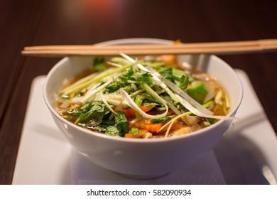 Pho Chay, Vietnamese soup