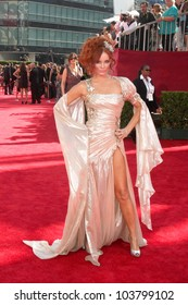 Phoebe Price at the 61st Annual Primetime Emmy Awards. Nokia Theatre, Los Angeles, CA. 09-20-09
