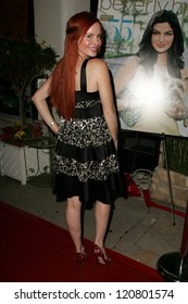 Phoebe Price at the first annual Beverly Hills Mutt Club Fashion and Halloween Show, Beverly Hills Mutt Club, Beverly Hills, CA 10-22-06