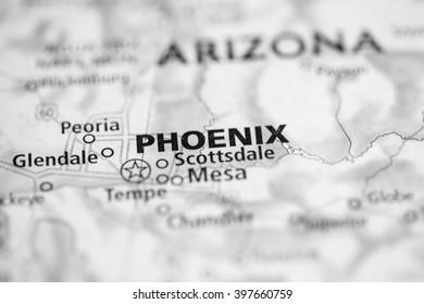 Phoenix. Arizona. USA