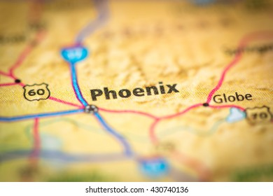 Phoenix. Arizona. USA