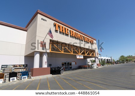 23a43674c49 Phoenix Arizona USA July 02 2016 Stock Photo (Edit Now) 448861054 ...
