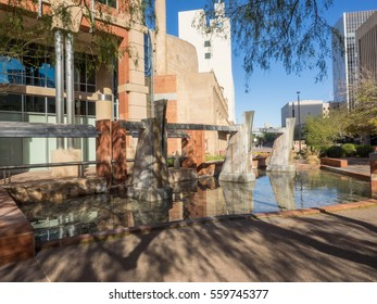 Phoenix City Hall is the city hall for the City of Phoenix, Arizona, United States.