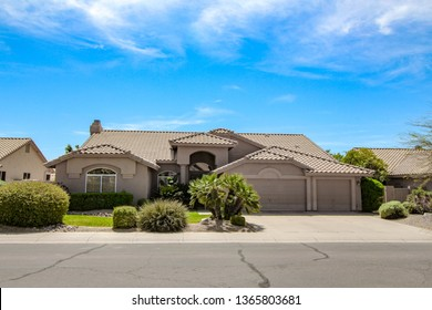 Phoenix style home in Maricopa county