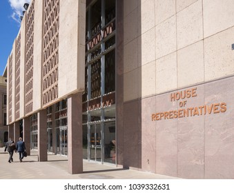 Phoenix,Az,USA-2.28.2018  Arizona House of Representatives; The Arizona House of Representatives is the lower house of the Arizona Legislature, the state legislature of the U.S. state of Arizona.