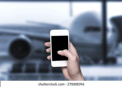 Iphone Airport Images, Stock Photos & Vectors | Shutterstock