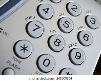 Mobile Phone Keypad Images, Stock Photos & Vectors