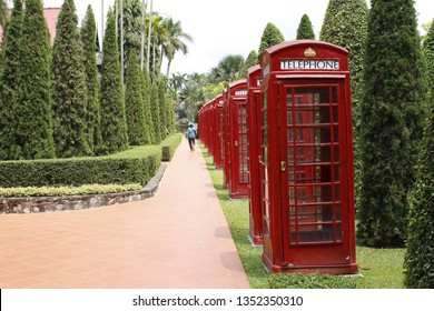 phonebooth in thailand