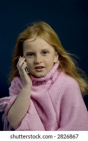 Phonecall by a little girl