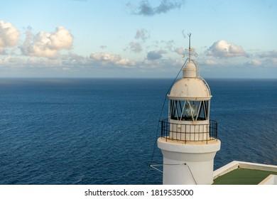 Photo of the Albir lighthouse