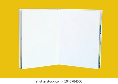 Photo album is decorated in a beautiful photobook on Blue scene.
