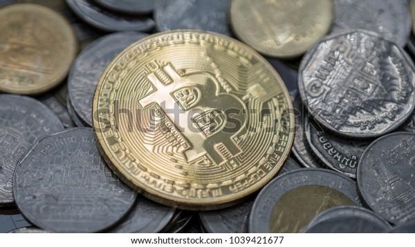 Photo Bitcoin Cryto currency