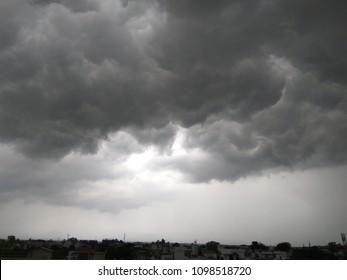 Monsoon Sky Images, Stock Photos & Vectors   Shutterstock