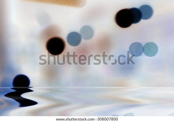 Photo of bokeh wallpaper white