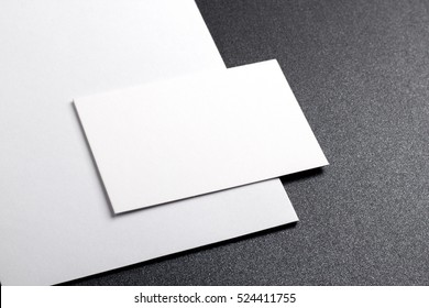 Photo of business cards. Template for branding identity. For graphic designers presentations and portfolios. Business Card, business, business, card, mock-up, mock up, mockup