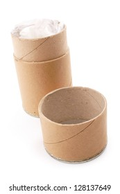 Photo of Cardboard tube and cover