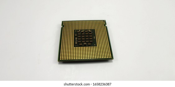Photo of A central processing unit (CPU), also called a central processor or main processor, is the electronic circuitry within a computer that executes instructions that make up a computer program.