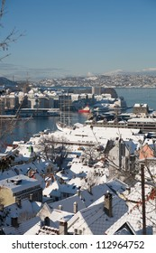 Photo from the city of Bergen, Norway