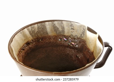 Photo of Coffee filtering