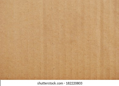 A Photo of a Corrugated Card Texture