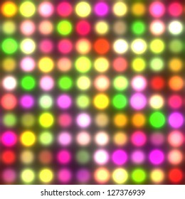 Photo of Dancing floor lights (Seamless Texture)