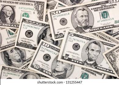Photo of Dollar bills