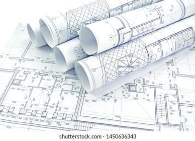 Fotozeichnungen für die Projektierung