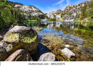 Photo of Eagle Lake in Lake Tahoe