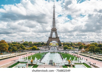 Photo of Eiffel Tower in Paris, France