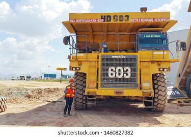 Coal Mining Indonesia Images, Stock Photos & Vectors