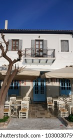 Photo from famous and picturesque marine village of Galaxidi, Fokida, Greece