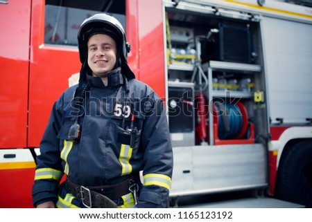 Fireman in a can