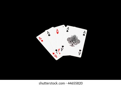 photo of four aces