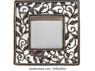 Photo Frame in a metal material.