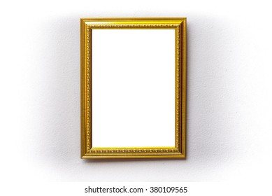 photo frames on the wall
