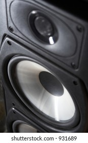 Photo of a Free Standing Speaker