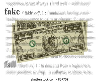 1 Million Dollar Bill Images, Stock Photos & Vectors