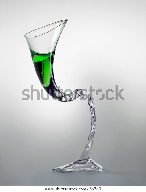 photo of a glass