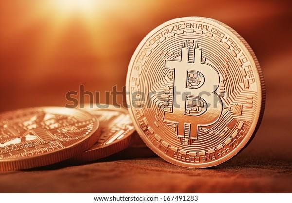 フォトゴールデンビットコイン(新しいバーチャルマネー)